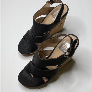 Dolce Vita Sz 6 Wedge Sandals